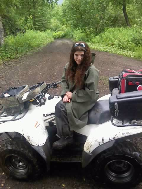 Four Wheeling in Alaska